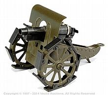 Marklin - Model No' 8059 Howitzer - circa 1910