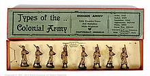 Britains - Set 1621 - Indian Army - 12th