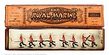 Britains - Set 97 - Royal Marine Light Infantry