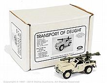 Hart Models (Transport of Delight) - Model No