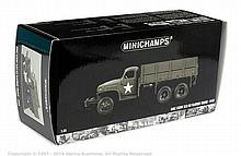Minichamps -1/35th scale Metal AFV'S, GMC