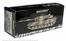 Minichamps -1/35th scale Metal AFV'S, Leopard
