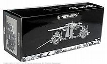 Minichamps -1/35th scale Metal AFV'S, 88MM Flak