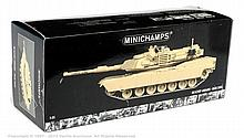 Minichamps -1/35th scale Metal AFV'S, M1A2SEP