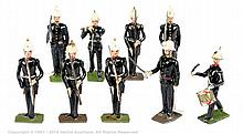 GRP inc Britains - from Set 2071- Royal Marines