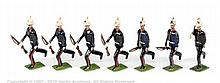 GRP inc Britains - from Set 97 - Royal Marines