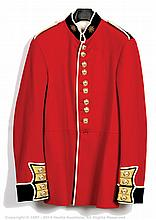 Militaria - Coldstream Guards Tunic, Current