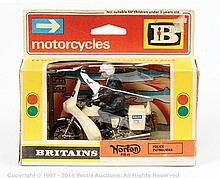 Britains - Motorcycles Range (2nd Issue 1974)