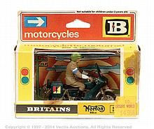 Britains - Motorcycles Range (1976), Set 9672