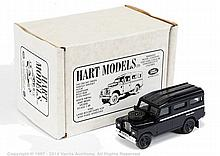 Hart Models - Model No. HT82 - Land Rover Hard