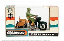 Britains - Motorcycles Range (1972 - 1st Issue)