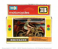 Britains - Motorcycles Range (1977), Set 9694