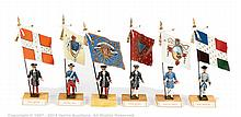 GRP inc CBG Mignot - Ancien Regime - Flags