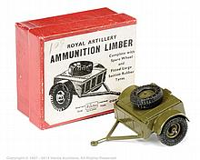 Britains - Set 1726 - Royal Artillery Ammunition