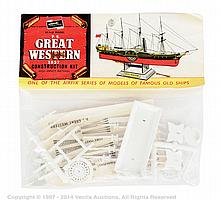Airfix Historical Ships Series 1, Type 0 Bagged