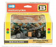 Britains - Motorcycles Range (1973), Set 9681