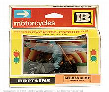 Britains - Motorcycles Range (1974), Set 9679