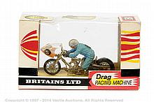 Britains - Motorcycles Range (1971), Set 9683