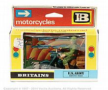Britains - Motorcycles Range (1974 - 2nd Issue)