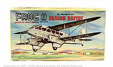 Frog 1/72nd Aircraft Range, Circa 1960's, Model
