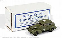Durham Classics - Canada, 1/50th Scale White
