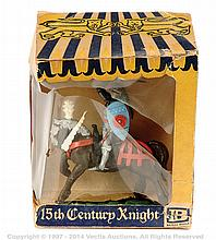Britains - Swoppets - 15th Century Knights (1971