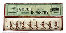 Britains - Set 171 - Greek Infantry - (1913