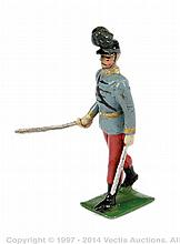 Britains - Paris Office - French Light Cavalry