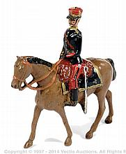 Britains - Paris Office - French Mounted
