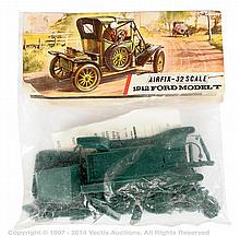 Airfix - 1/32nd Scale Model Vintage Cars Series