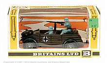 Britains - Military Vehicles Range, 1974, Set