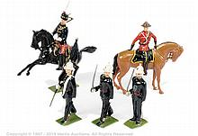 GRP inc Britains Picture Pack Military Figures