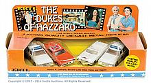 Ertl 'The Dukes of Hazzard' 4-piece set