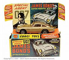 Corgi No.261 'James Bond' Aston Martin DB5