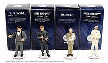 GRP inc Corgi 'James Bond' Icon figures