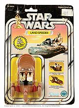 Kenner Star Wars Landspeeder diecast vehicle