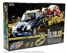 Scalextric 'The Italian Job' slot car racing set