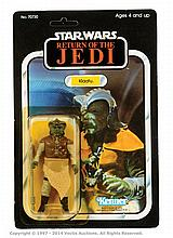Kenner Star Wars Return of the Jedi Klaatu
