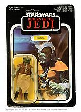 Palitoy Star Wars Return of the Jedi Klaatu