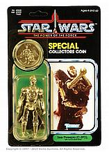 Kenner Star Wars Power of the Force See-Threepio