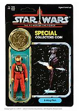 Kenner Star Wars Power of the Force B-Wing Pilot