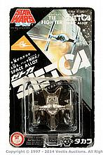 Takara Star Wars Zetca TIE Fighter miniature