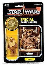 Kenner Star Wars Power of the Force Paploo