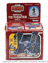 Kenner Star Wars Micro Collection Imperial TIE