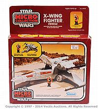 Kenner Star Wars Micro Collection X-Wing Fighter