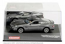 Carrera 'James Bond' slot car Aston Martin