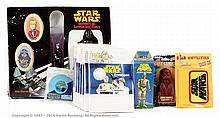 GRP inc Star Wars vintage novelties Star