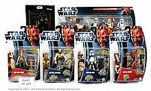 GRP inc Hasbro Star Wars modern issue