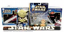GRP inc Hasbro Star Wars Saga Attack