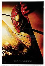 SPIDER-MAN (2002) Movie Poster. US One Sheet